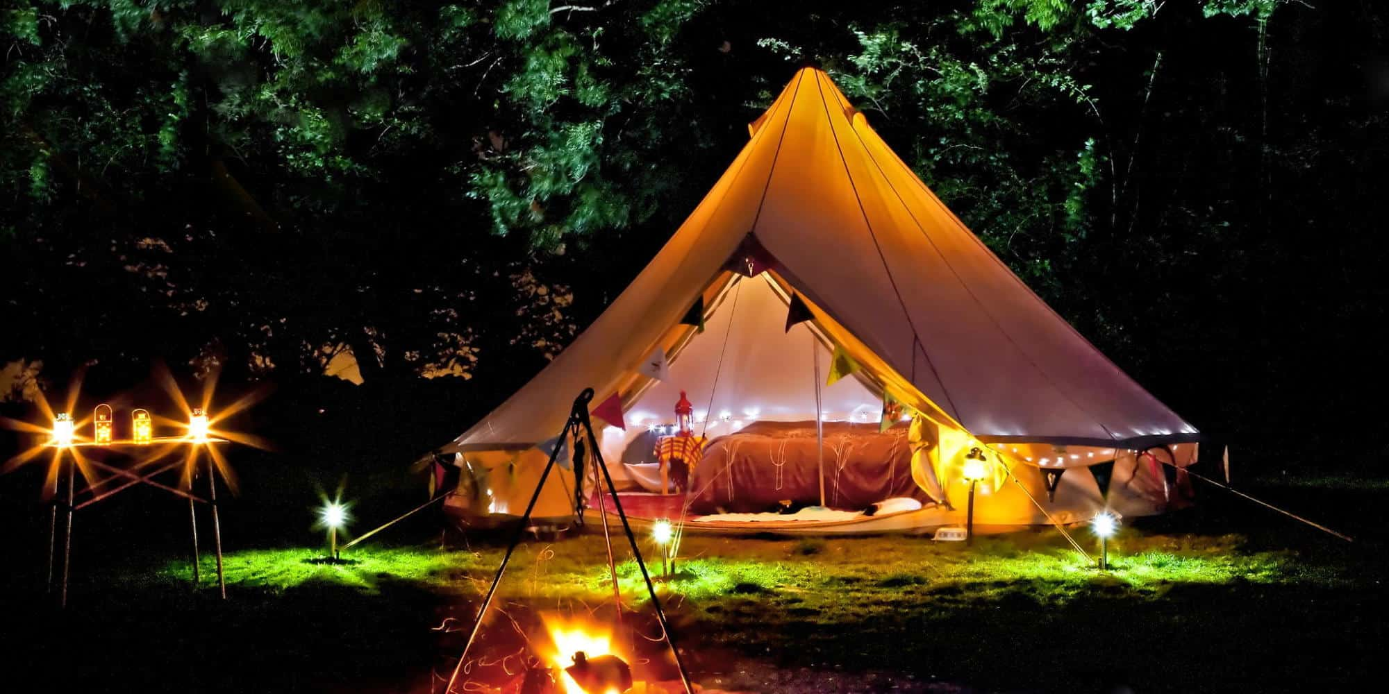 For the Kitchen of Your Tent or Hut  sc 1 st  Wonderful Wellies & Calling All Glampers: The Ultimate UK Glamping Checklist