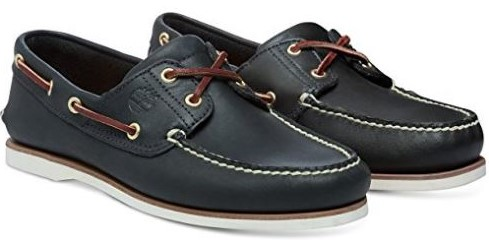 Timberland Mens Classic 2-Eye Boat Shoes