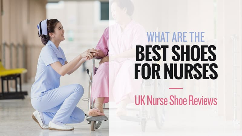 Best Work Shoes For Male Nurses