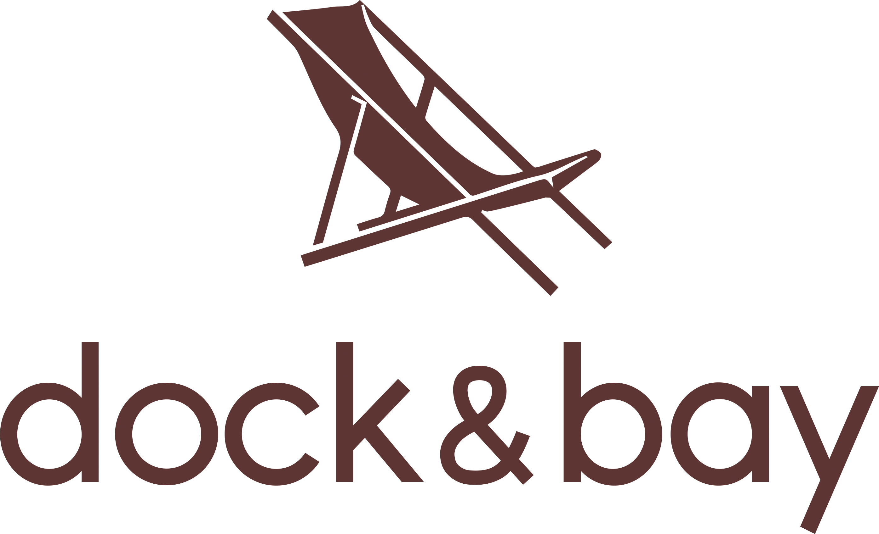 dock & bay logo