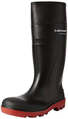 Dunlop Unisex Acifort Warwick Safety Wellington Boot