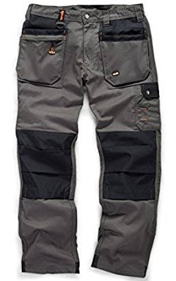 Scruffs – Big Brand, Durable Trousers