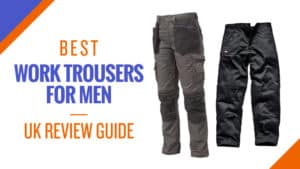 The Best Work Trousers for Men: We Review 8 Great Pairs