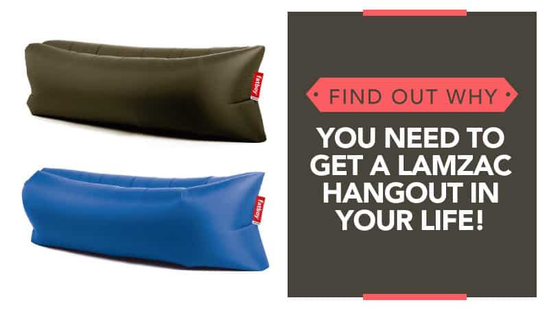 Best Inflatable Loungers/Laybags: Lamzac Hangout UK Reviews