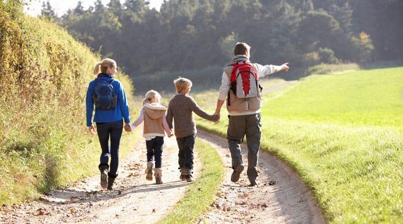 Kids On Trail
