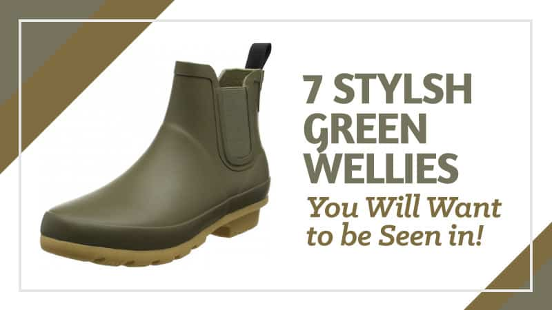 best green wellies uk reviews