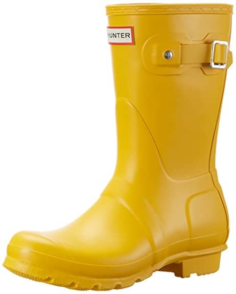 Hunter Original Ankle Welly Boots