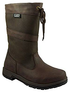Kanyon Hornbeam Waterproof Leather Short Leg Country Boots
