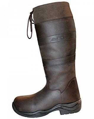 Mark Todd Country Boots Mark II Wide Brown