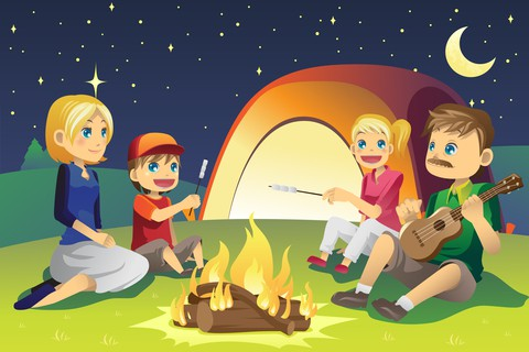 Types of Campsite