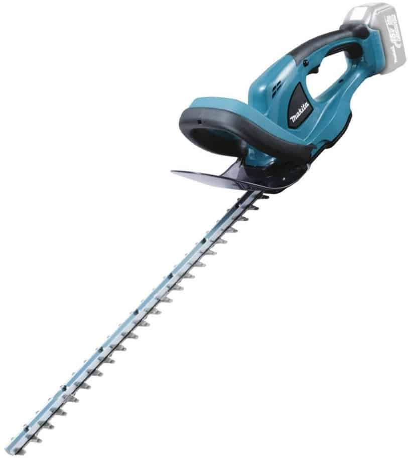Best Battery Powered Hedge Trimmer – Makita