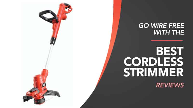 Best Cordless Strimmer 2018 - Buying Guide Review (UK)