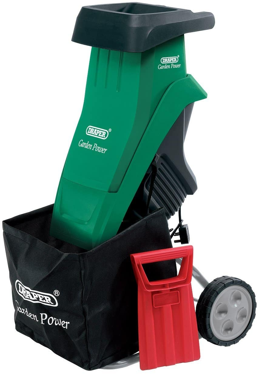 Best Electric Garden Shredder – Draper