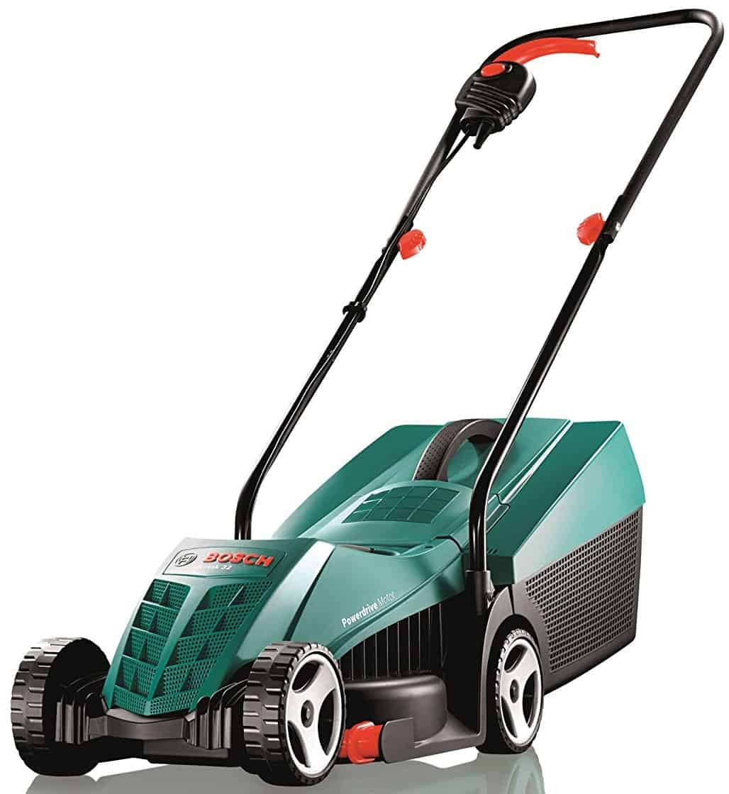 Best Electric Lawn Scarifier - Bosch