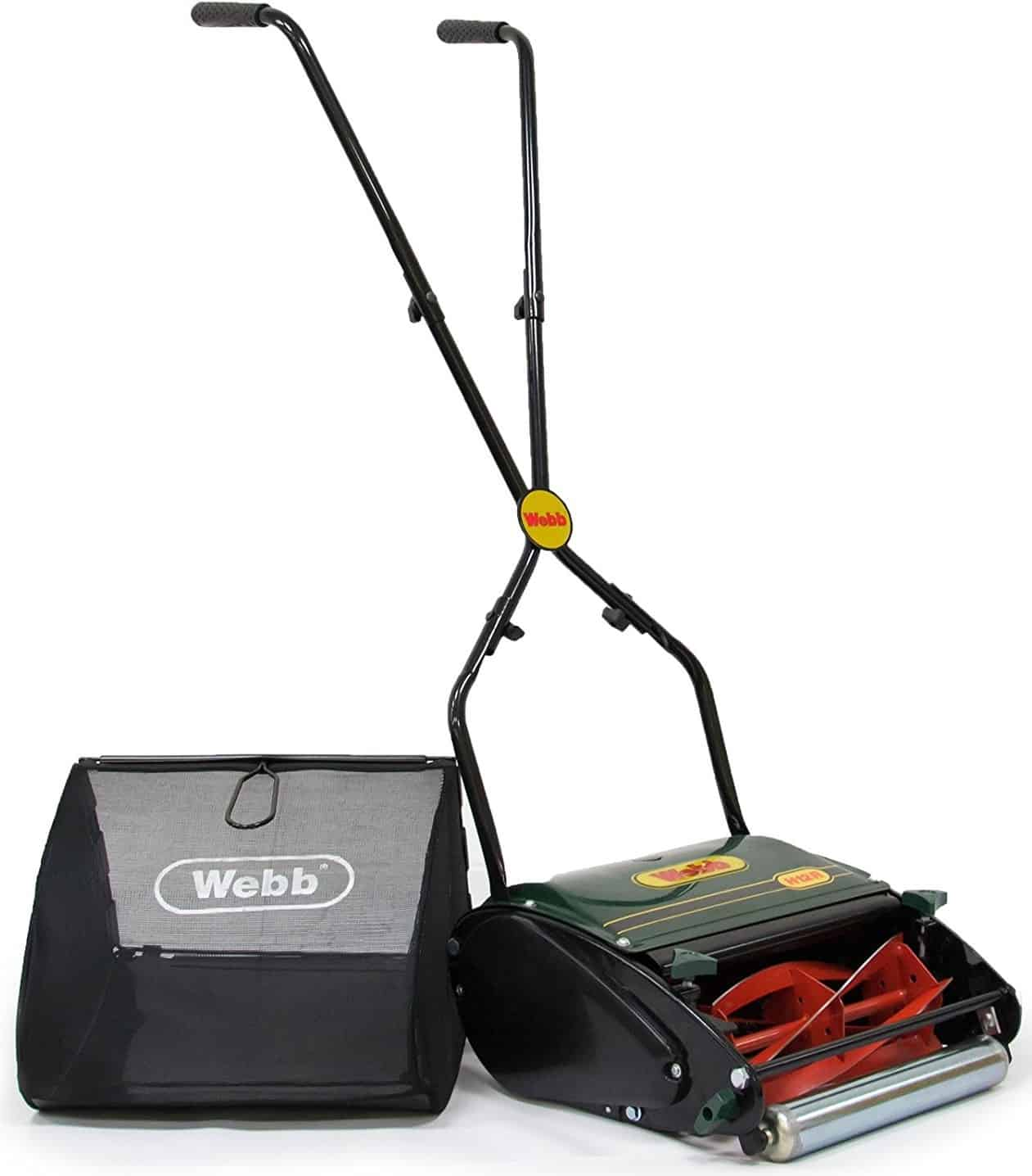 Best Hand Push Cylinder Mower - Webb