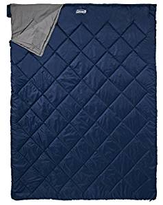 Best Lightweight Double Sleeping Bag – Coleman