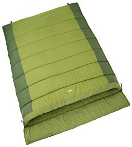 Best Lightweight Double Sleeping Bag – Vango