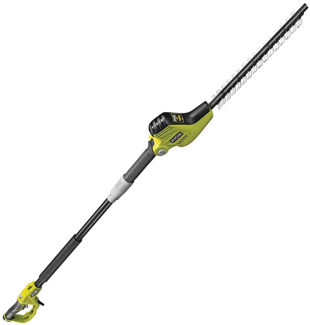 Best Long Reach Hedge Trimmer – Ryobi