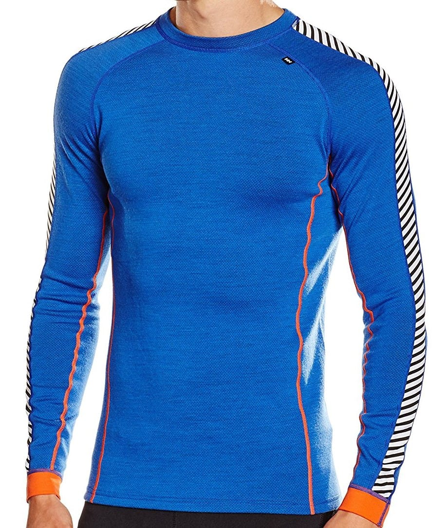 Best Merino Wool Base Layer for Cycling – Helly Hansen