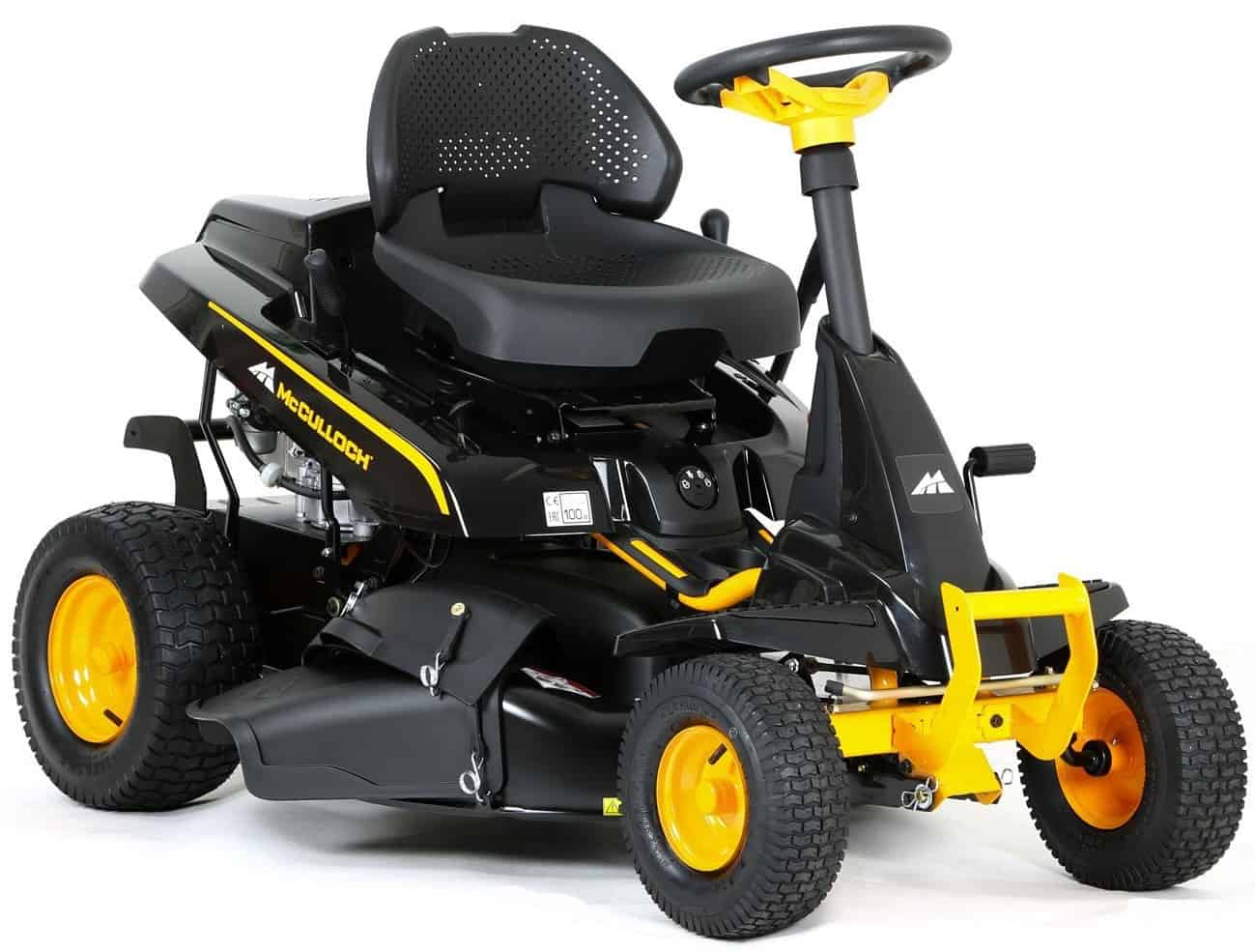 Best Ride-On Mower for Large Garden – McCulloch M 105 77X