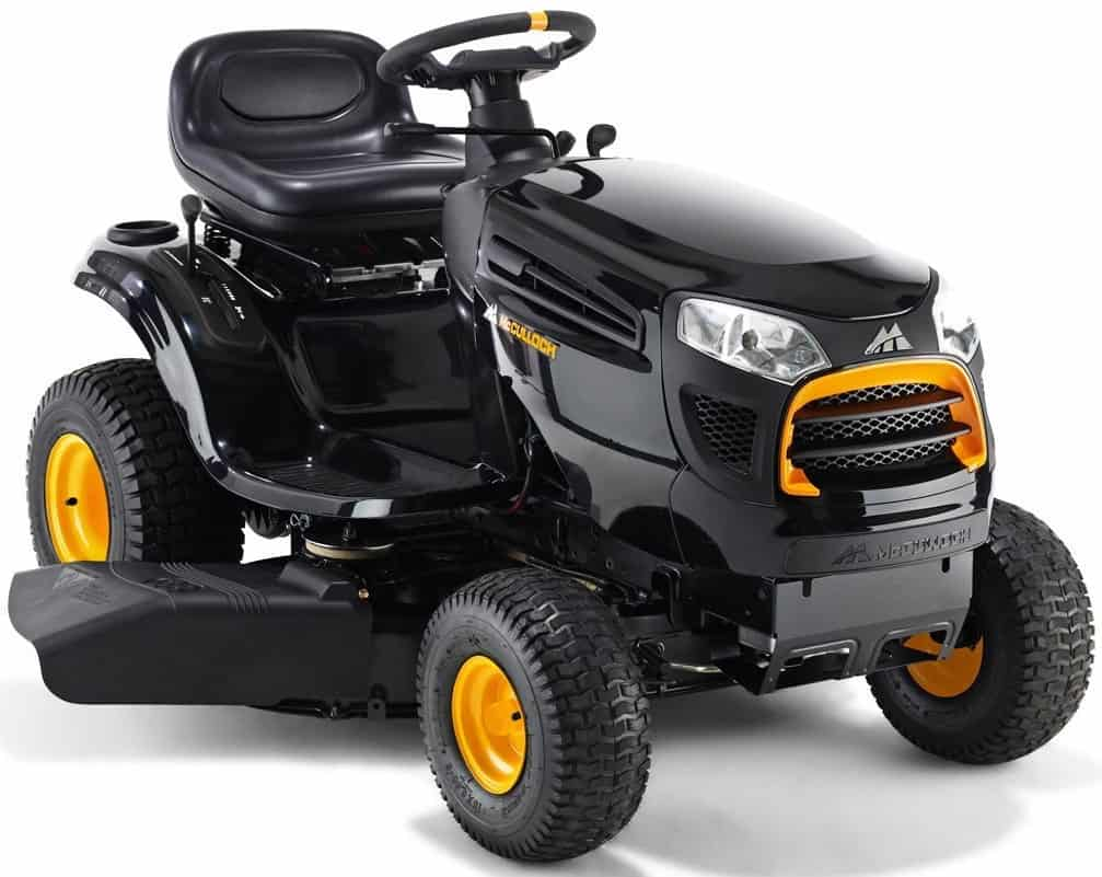 Best Ride-On Mower for Slopes - McCulloch M115-97T