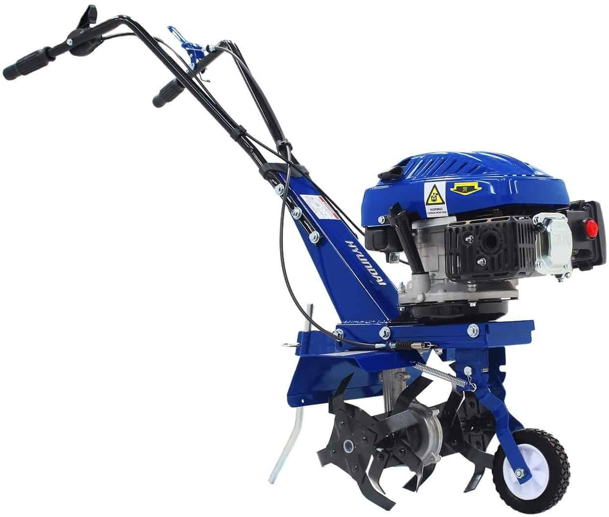 Best Rotavator for Allotment – Hyundai
