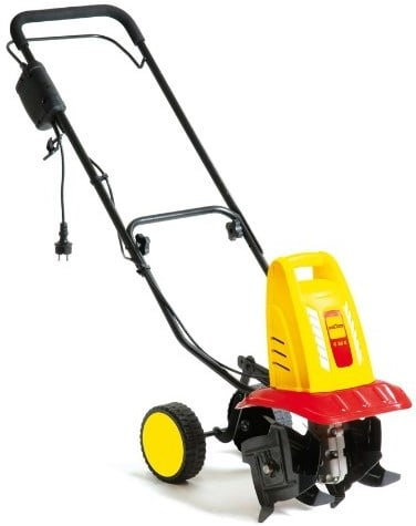 Best Rotavator for Allotment – Wolf-Garten