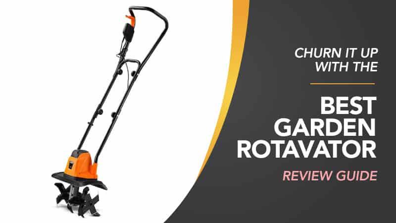 best garden rotavator