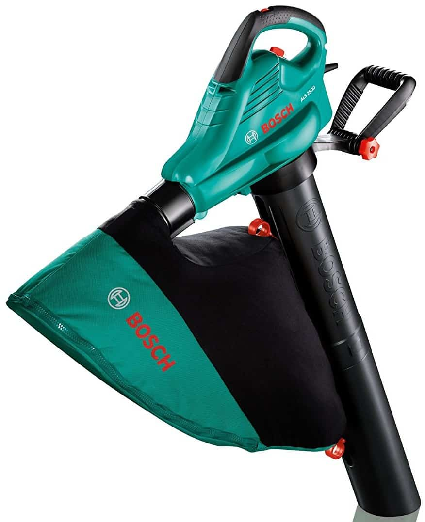Electric Leaf Blower Review - Bosch