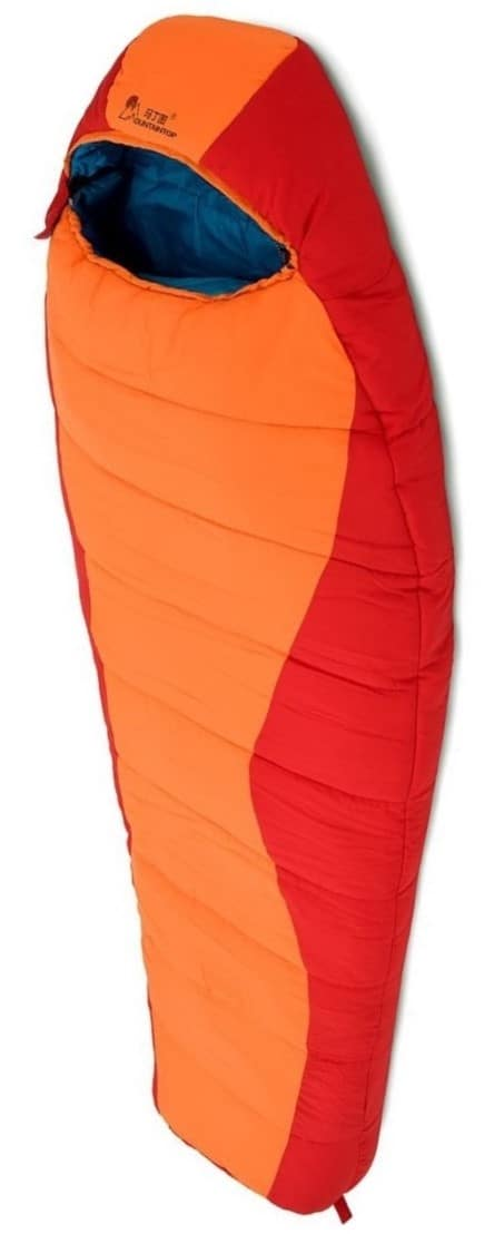 Mountaintop Lightweight Mummy Sleeping Bag