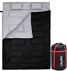 Ohuhu Huge Double Sleeping Bag