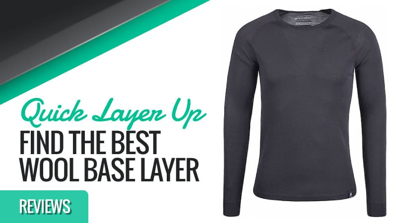 best merino wool base layers