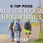 5 Best Small Rucksack - Small Rucksack UK Review Guide