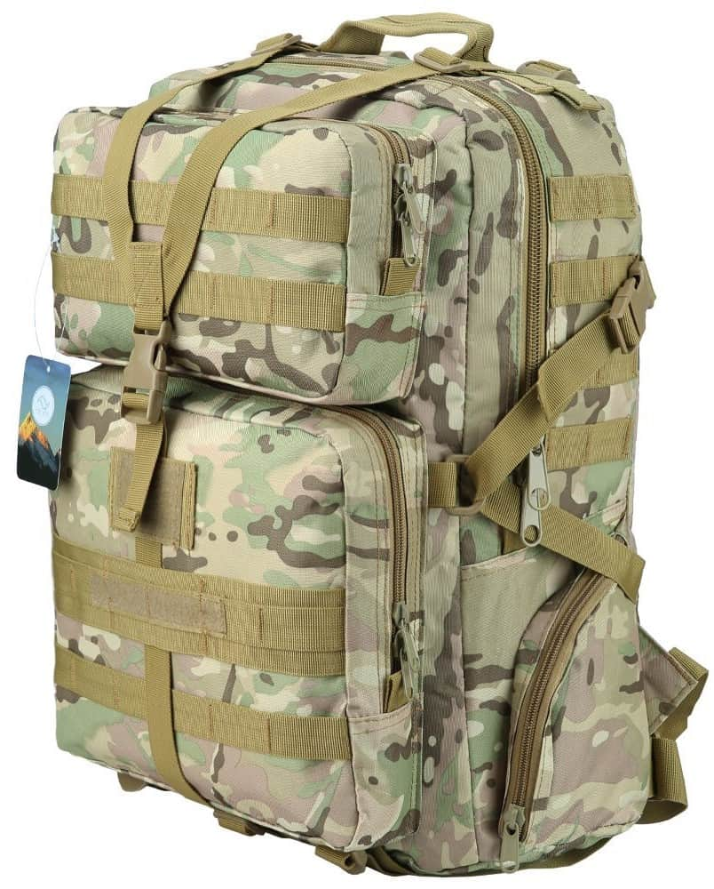 Best Large Military Rucksack - TTLIFE