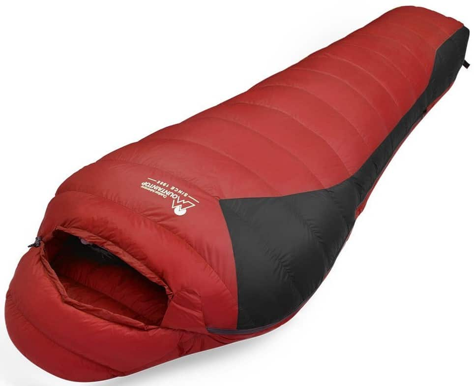 Mountaintop Mummy Sleeping Bag