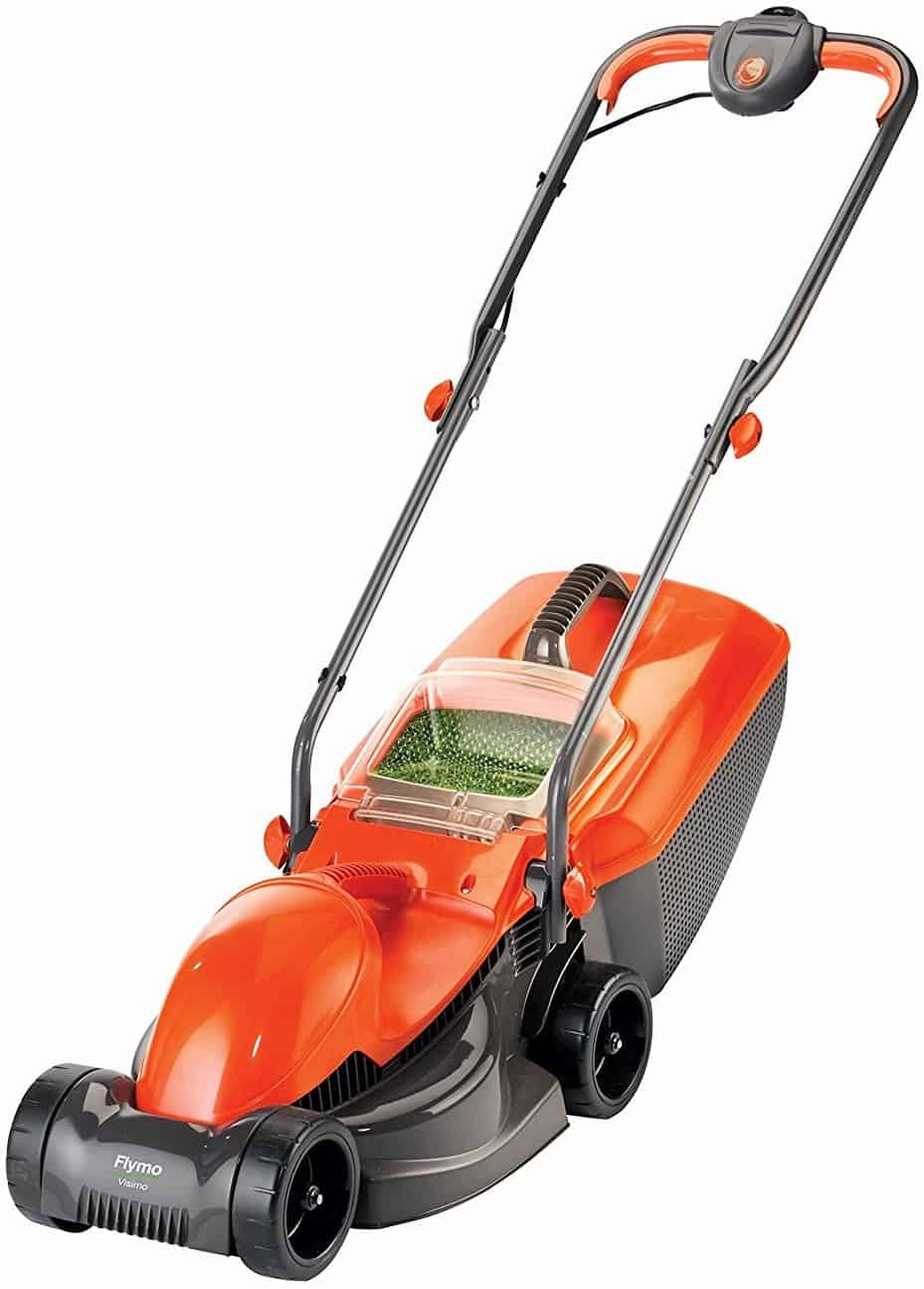 Best Corded Electric Lawn Mower – Flymo