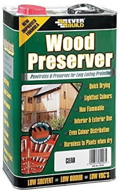 Best Decking Oil UK – Everbuild