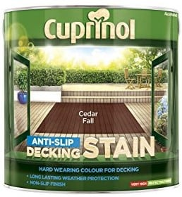 Best Decking Oil for The Money - Cuprinol