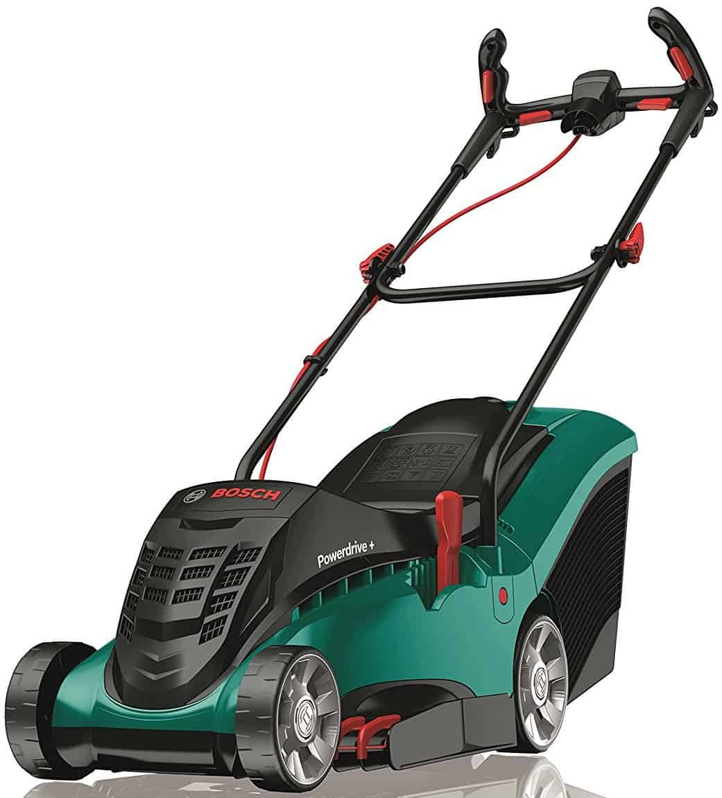 Best Electric Lawn Mower for Large Gardens – Bosch