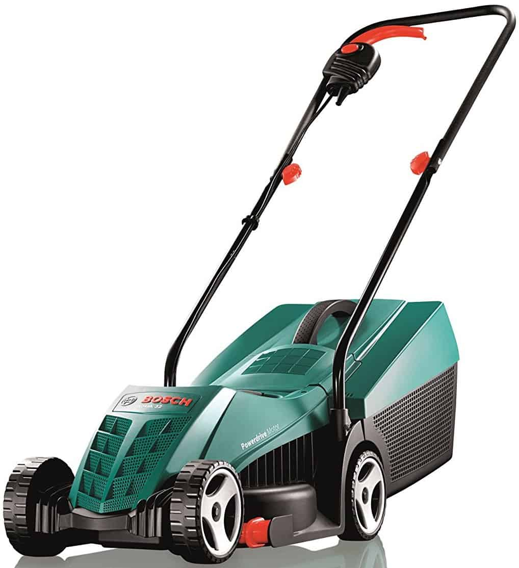 Best Electric Lawn Mower for Stripes – Bosch