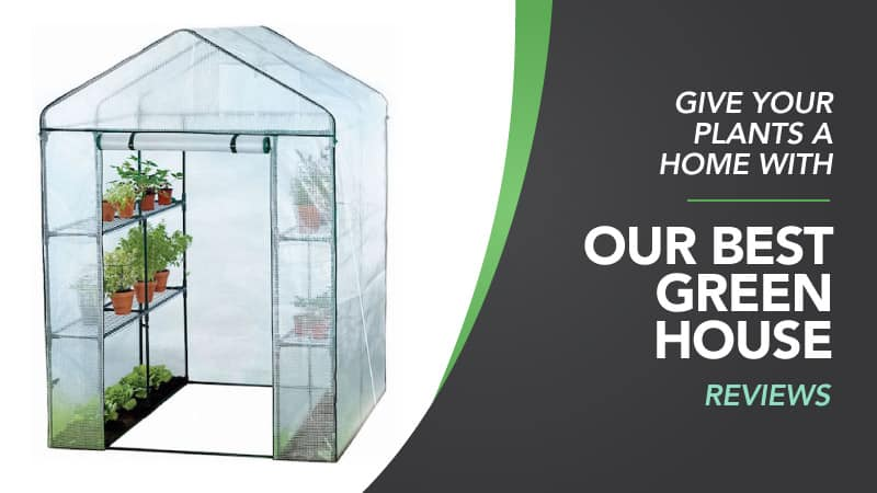 Best Greenhouse For The Garden 2018 Buying Guide Review Uk