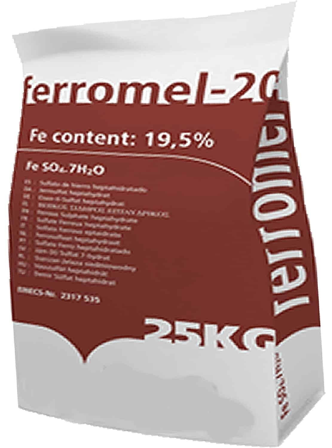 Best Lawn Feed for New Turf – Ferromel 20