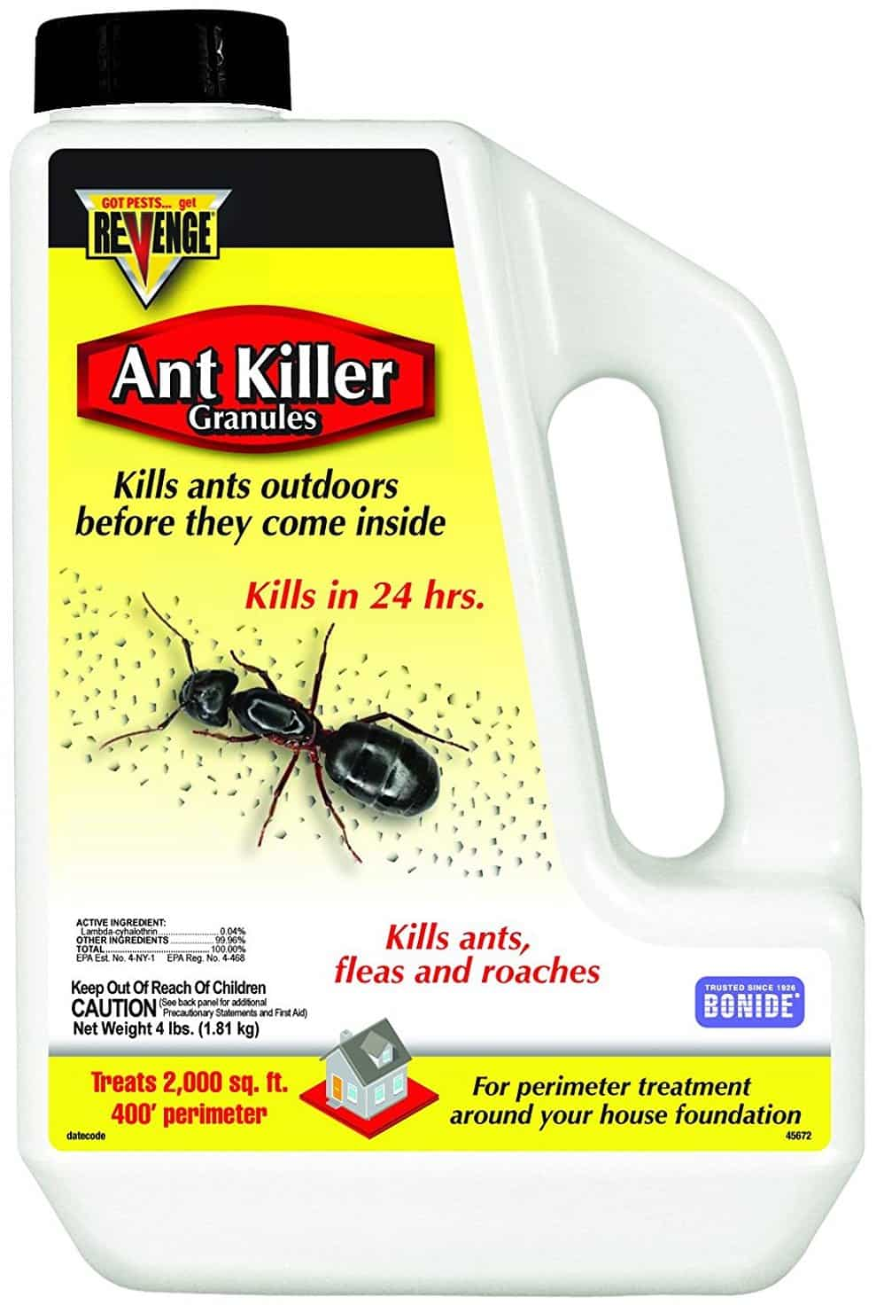 Bonide Chemical Number 4 – Ant Killer Granules