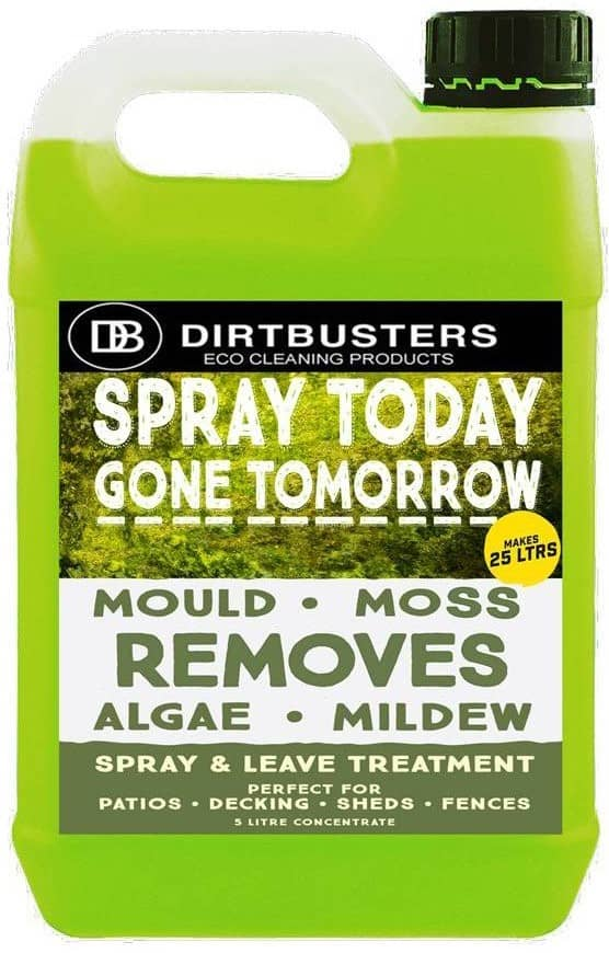 Dirtbusters Spray Today Gone Tomorrow