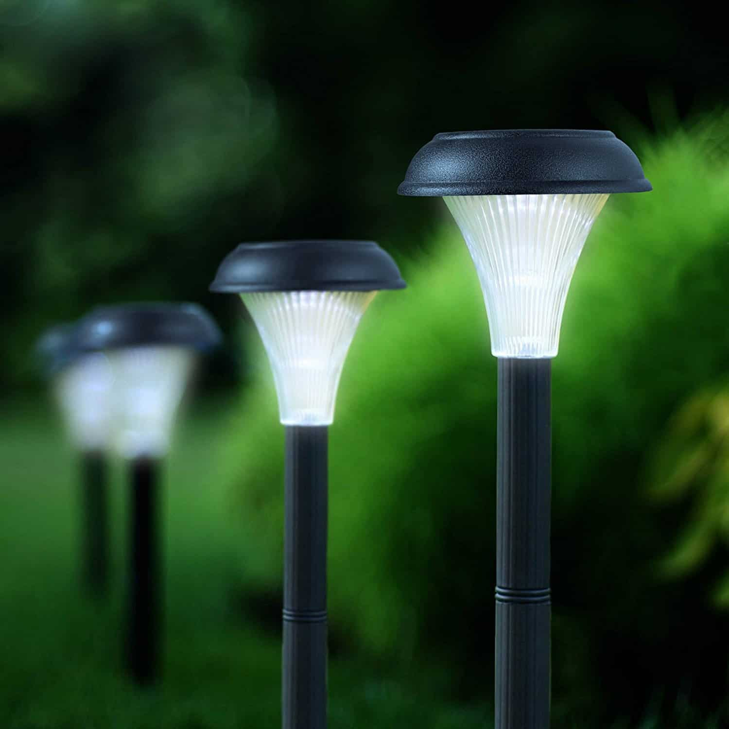 Solar Landscape Lights Outdoor: Best Solar Garden Lights 2019
