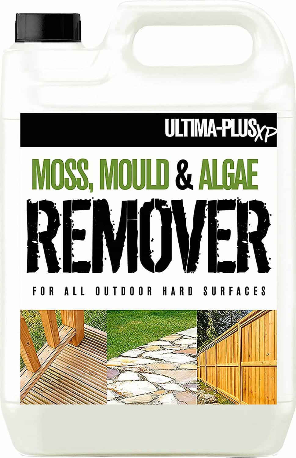 Ultima-Plus XP Moss Mould & Algae Killer