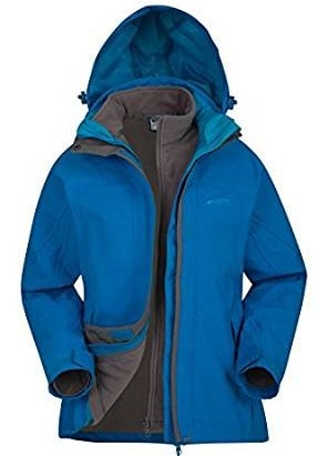 Womens Waterproof Walking Jacket – Mountain Warehouse