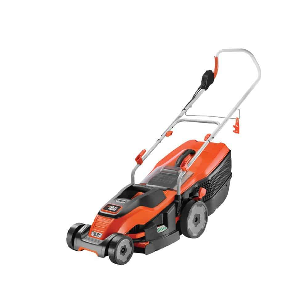 BLACK+DECKER Edge-Max Lawn Mower