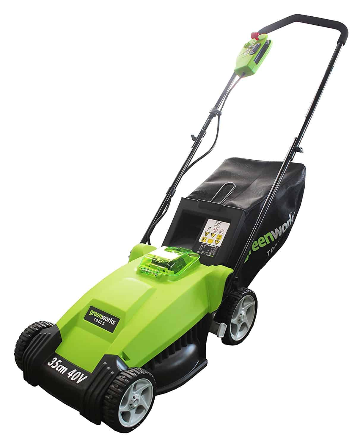 Best Electric Cordless Lawn Mower – Greenworks