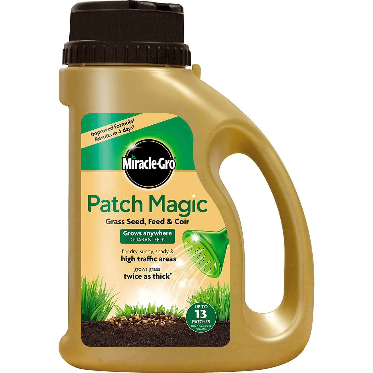 Best Grass Seed for the Money – Miracle-Gro